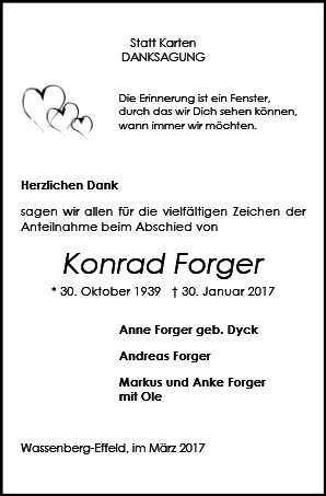 Konrad Forger