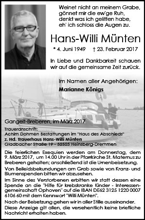 Hans-Willi Münten