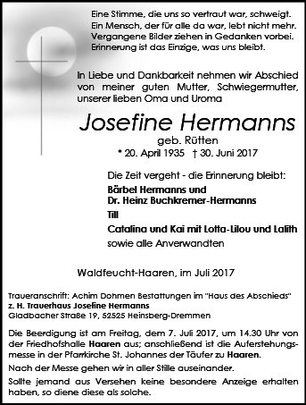 Josefine Hermanns