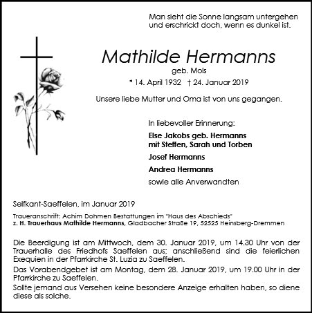 Mathilde Hermanns