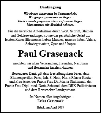 Paul Grasenack