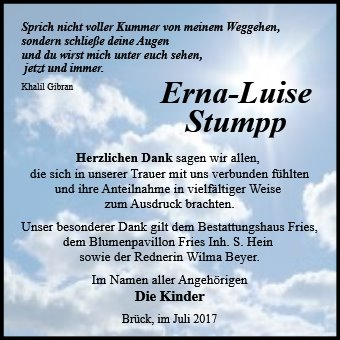 Erna Stumpp