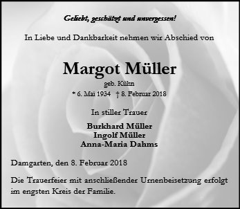 Margot Müller