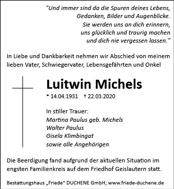 Luitwin Michels
