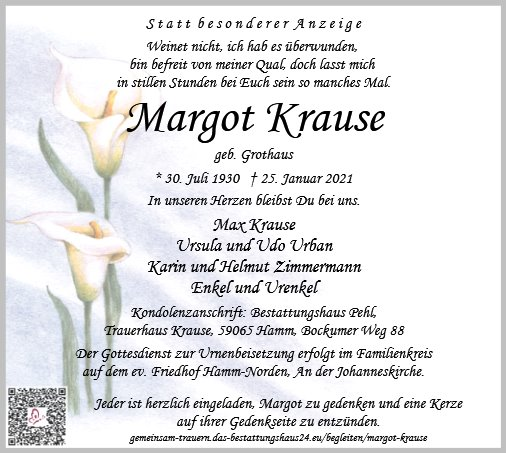 Margot Krause