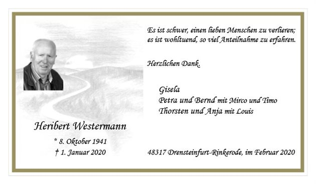 Heribert Westermann