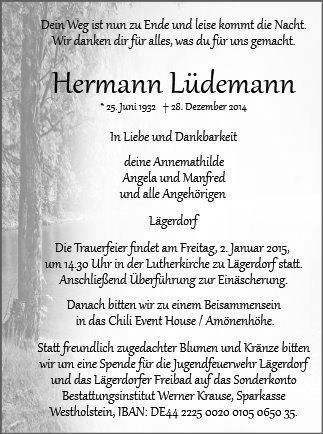 Hermann Lüdemann