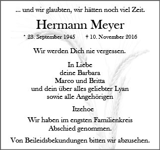 Hermann Meyer
