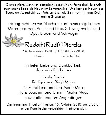 Rudolf Richard Diercks