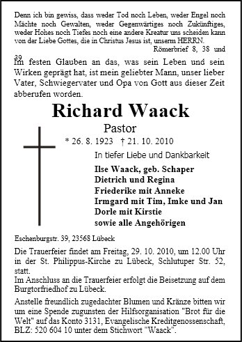 Richard Waack