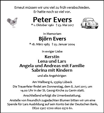 Peter Evers