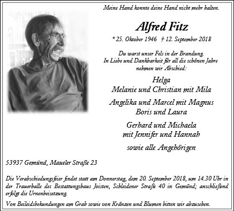 Alfred Fitz