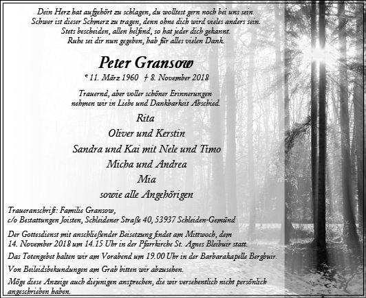 Peter Gransow