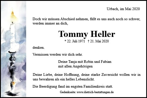 Tommy Heller