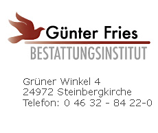 Bestattungsinstitut Günter Fries