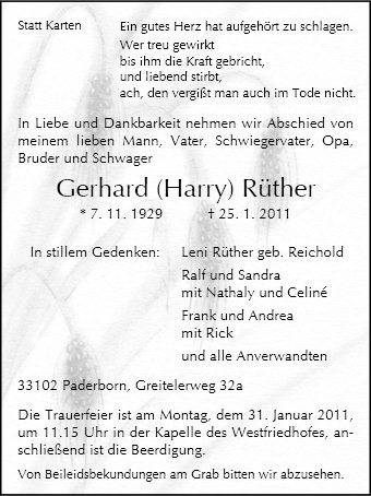 Gerhard Rüther