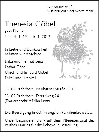 Theresia Göbel