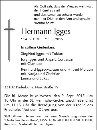 Hermann Igges
