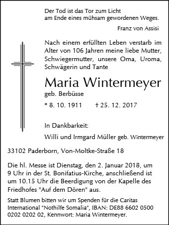 Maria Wintermeyer