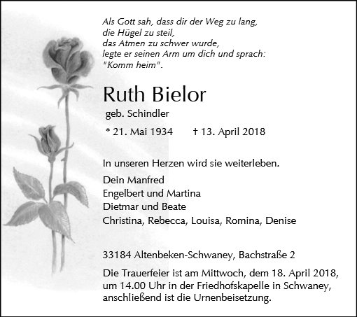 Ruth Bielor