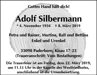 Adolf Silbermann