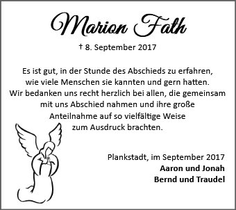Marion Fath