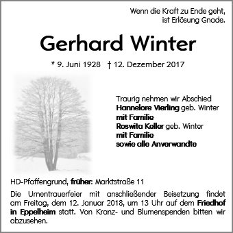 Gerhard Winter