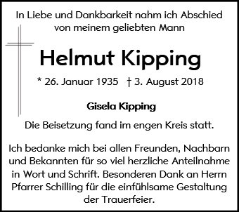 Helmut Kipping