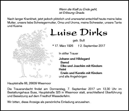 Luise Dirks