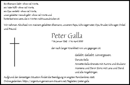 Peter Galla