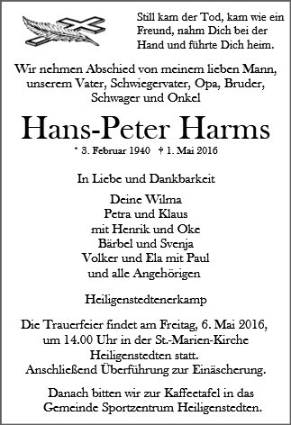 Hans-Peter Harms