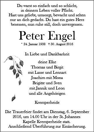 Peter Engel