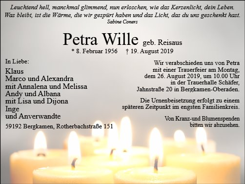 Petra Wille