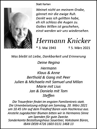 Hermann Knicker
