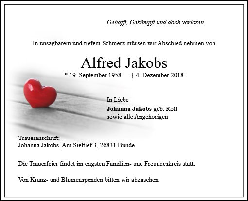 Alfred Jakobs