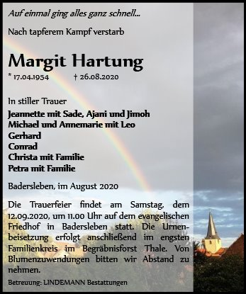 Margit Hartung