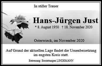 Hans-Jürgen Just
