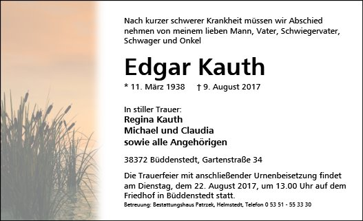 Edgar Kauth