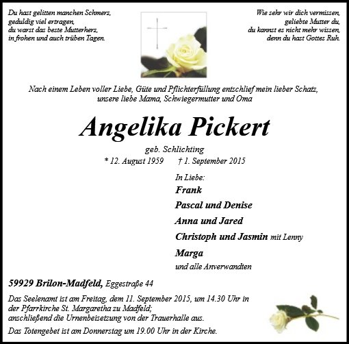 Angelika Pickert