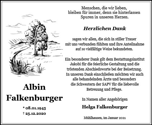 Albin Falkenburger